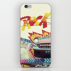 Rock & Roll iPhone & iPod Skin