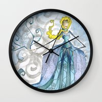 The Cold Never Bothered … Wall Clock