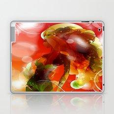 Sommermädchen Laptop & iPad Skin