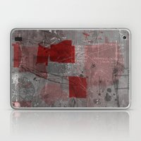unfolded 8 Laptop & iPad Skin