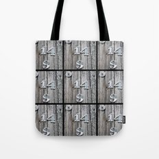 14 Over 9(2) Tote Bag
