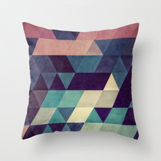 Cryyp Throw Pillow