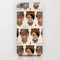 Wild spirit iPhone 6 Slim Case
