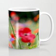 wild poppies Mug