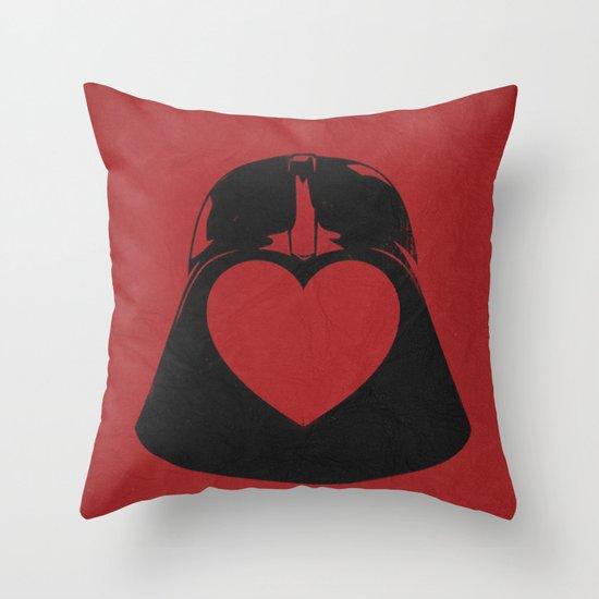 Star Wars - Valentine Poster Throw Pillow