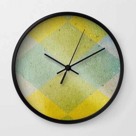 Remember Summer Wall Clock