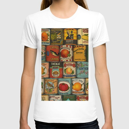 Canned in the USA T-shirt
