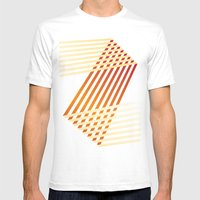Jazz Festival 2009 (1 Of… Mens Fitted Tee White SMALL