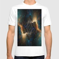 A Violent Storm Mens Fitted Tee White SMALL