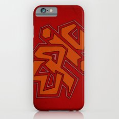 EPiC on red iPhone 6s Slim Case