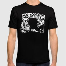 Tiger Tiger SMALL Black Mens Fitted Tee