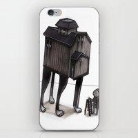 Barn Animal iPhone & iPod Skin