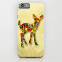 Animal Mosaic - The Fawn iPhone 6 Slim Case