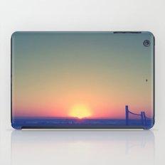 Distant Sunset iPad Case