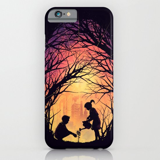 Reviving Nature iPhone & iPod Case