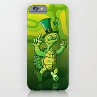 Saint Patrick's Day Green Turtle iPhone 6 Slim Case