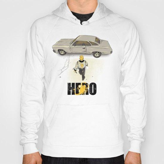 Real Hero Hoody