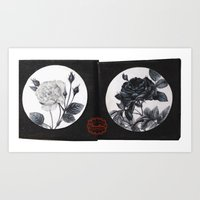 luna. Art Print