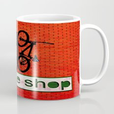 Bicycle Shop Mug
