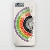 iPhone & iPod Case featuring Rainbow Classics by Speakerine / Florent Bodart
