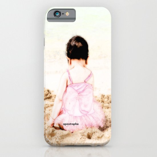 Baby at Beach iPhone & iPod Case