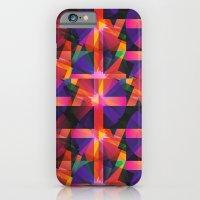 Abstract blocks pattern 2 iPhone 6 Slim Case