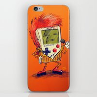 Game Bowie iPhone & iPod Skin