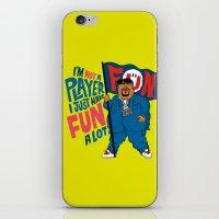Big Fun iPhone & iPod Skin