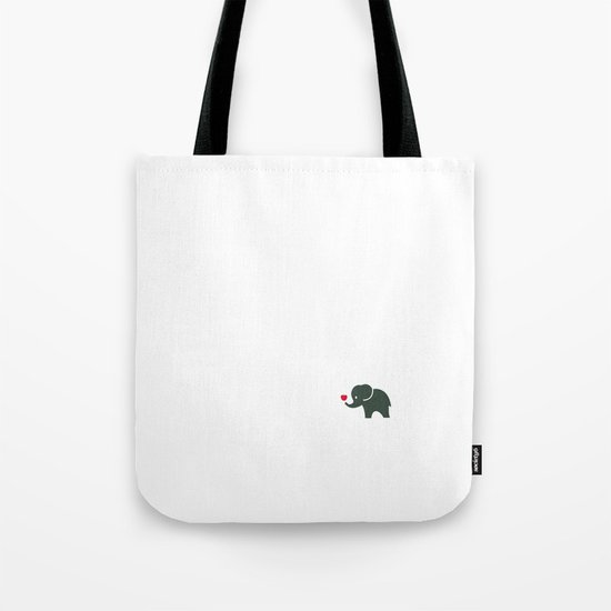 Elliefant Tote Bag