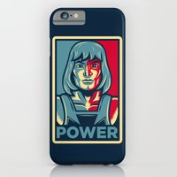 iPhone & iPod Case featuring Power....he has it! by Fanboy30