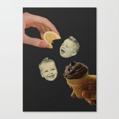 Kid Canvas Print