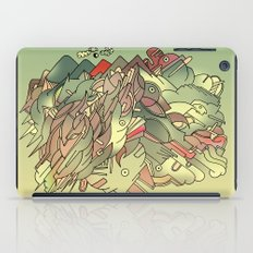 The hills are alive with the sound of Music. iPad Case