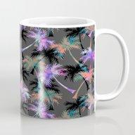 Falling Palms Mug