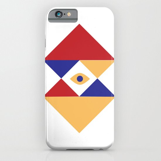 T R I   Eye iPhone & iPod Case