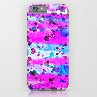 Neon Burn iPhone 6 Slim Case