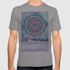 Warm Ice Mens Fitted Tee Athletic Grey SMALL