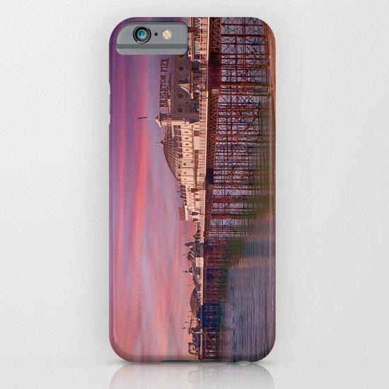 Brighton Pier Sunrise iPhone & iPod Case