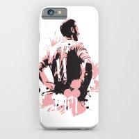 iPhone & iPod Case featuring Flyin' Ryan by Søren Schrøder