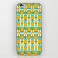 Summer Geometry iPhone & iPod Skin