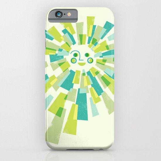 Modern Sunburst iPhone & iPod Case