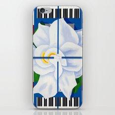 Jazz Gardenia iPhone & iPod Skin