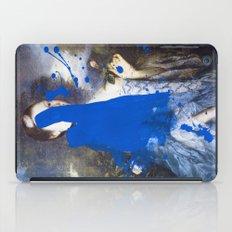 Blue Bomb iPad Case