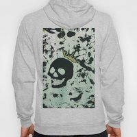 Last Laughing Skull Hoody