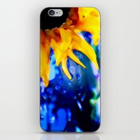 :: Liquid Sunshine :: iPhone & iPod Skin