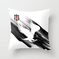 besiktas Throw Pillow