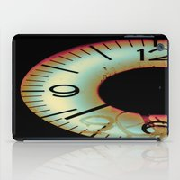 Time Waits For Nobody iPad Case