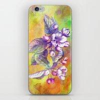 APPLE BLOSSOM iPhone & iPod Skin