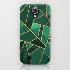 Emerald And Copper Galaxy S4 Slim Case