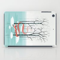 Forest Spirit iPad Case