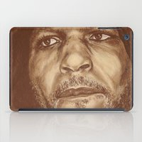 round 4...bernard hopkins iPad Case